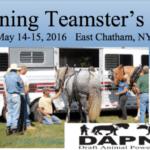 Beginning Teamster Workshop